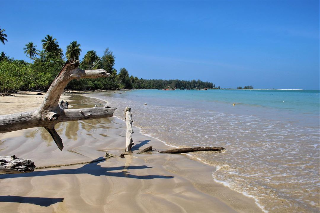 Coconut Beach in Khao Lak