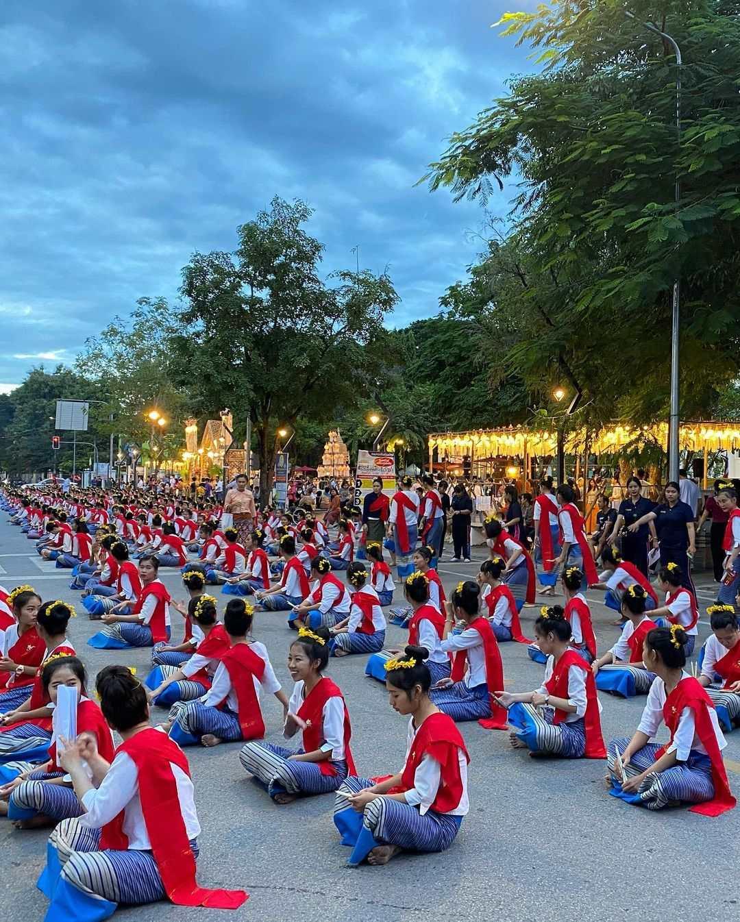 Long Krathong 2020 in Thailand