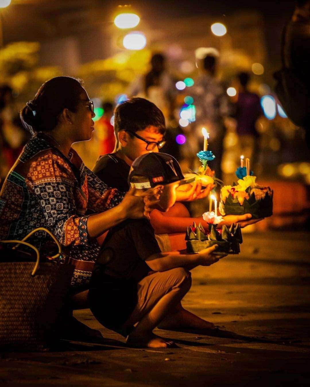 Loy Krathong 2020 in Pattaya