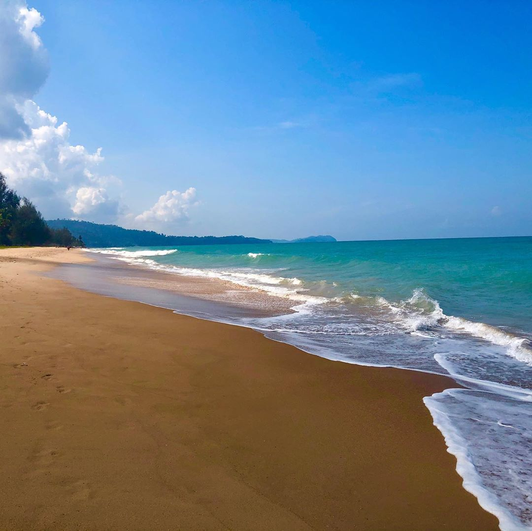 Bang Niang Beach in Khao Lak