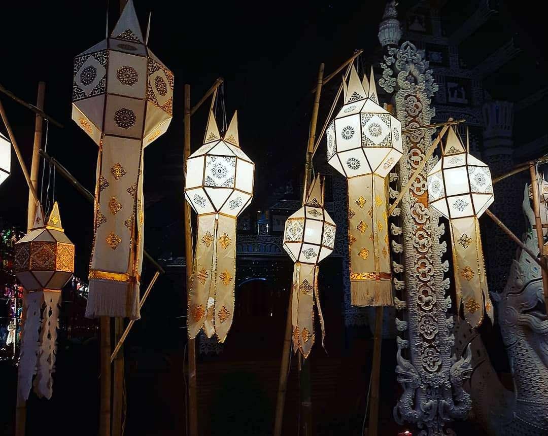 Yee Peng Festival 2020 in Chiang Mai
