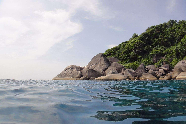 Similan, Ba Ngu Island