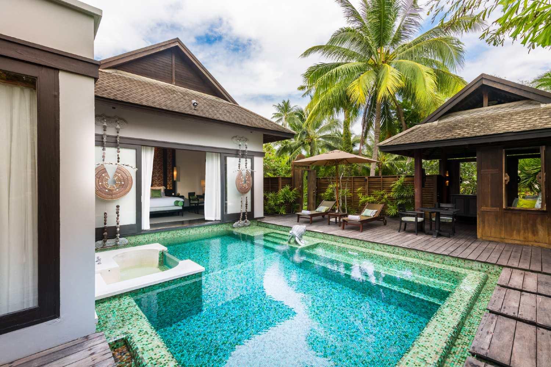 Pool Villa in het Anantara Mai Khao, Phuket