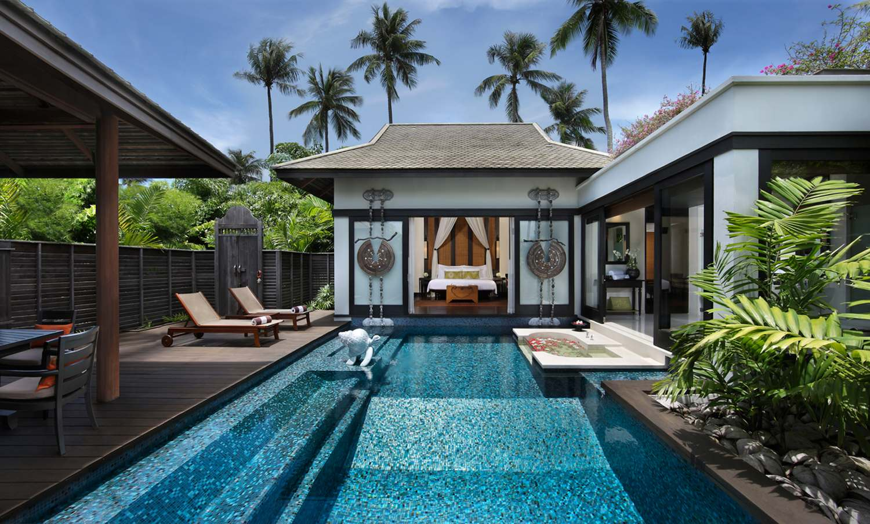 De Sala Pool Villa van Anantara Mai Khao op Phuket