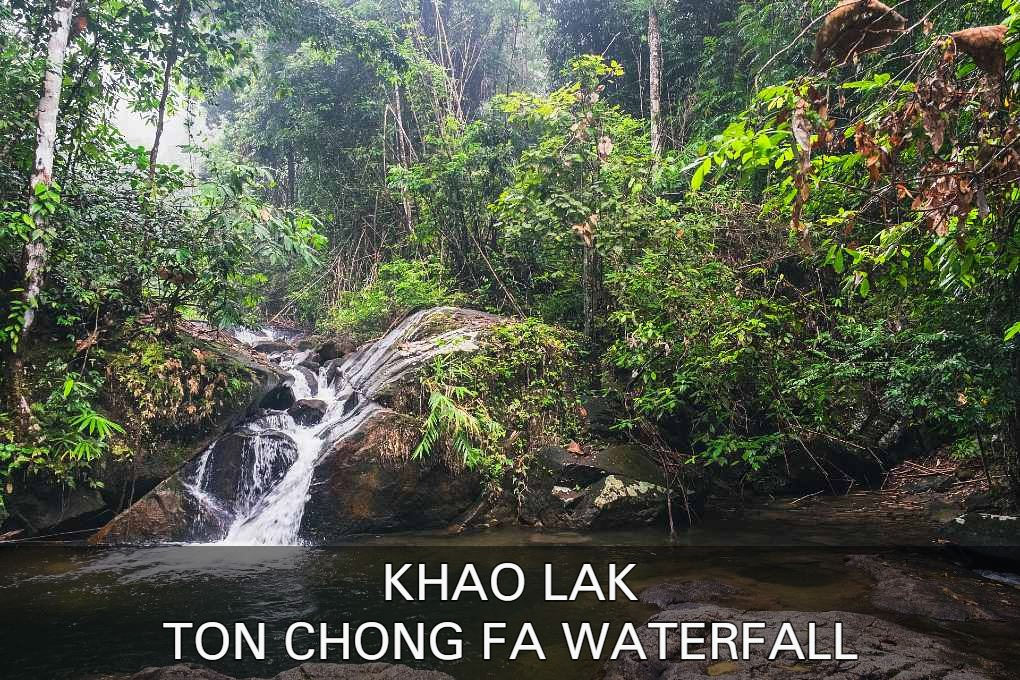 Read About The Ton Chong Fa Waterfall In Khao Lak