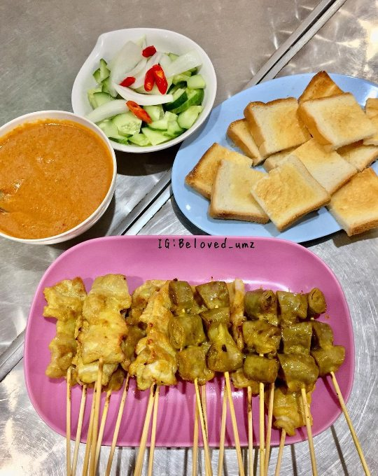 Best Satay of Phang Nga Town