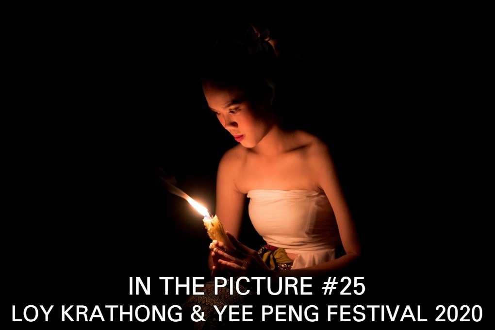 Take A Look At The Most Beautiful Pictures Of Loy Krathong & Yee Peng Festival 2020.