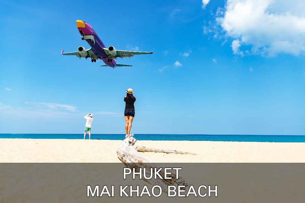 Lees hier alles over Mai Khao Beach in Phuket, Thailand