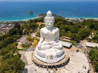 The Big Buddha In Phuket