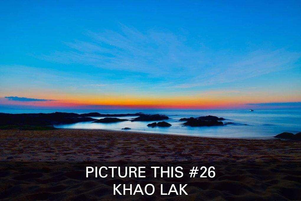 Bekijk Een Aantal Prachtige Foto's Van Khao Lak In Thailand