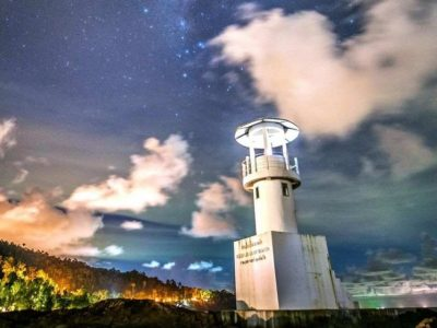 Khao Lak Lighthouse In Thailand