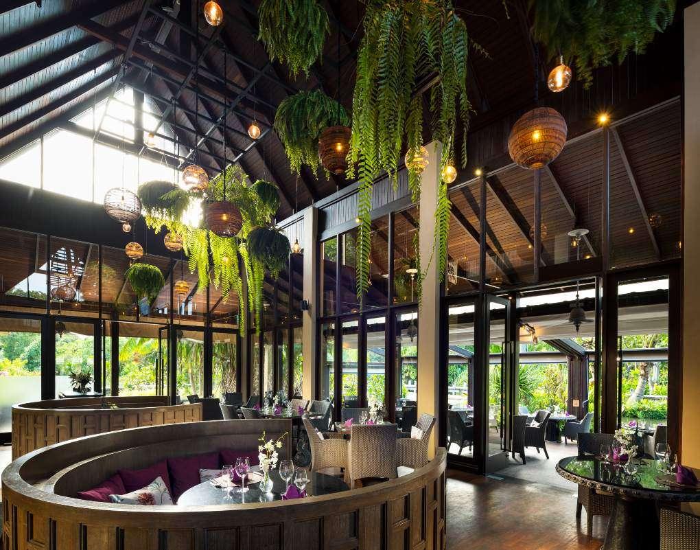 La Sala Restaurant in Mai Khao (hoort bij Anantara Villas)