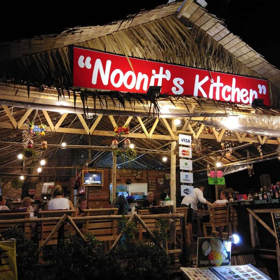 Noonit's Kitchen in Mai Khao, Phuket