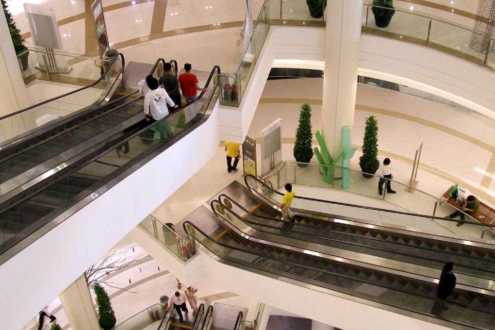 Shopping Mall Bangkok