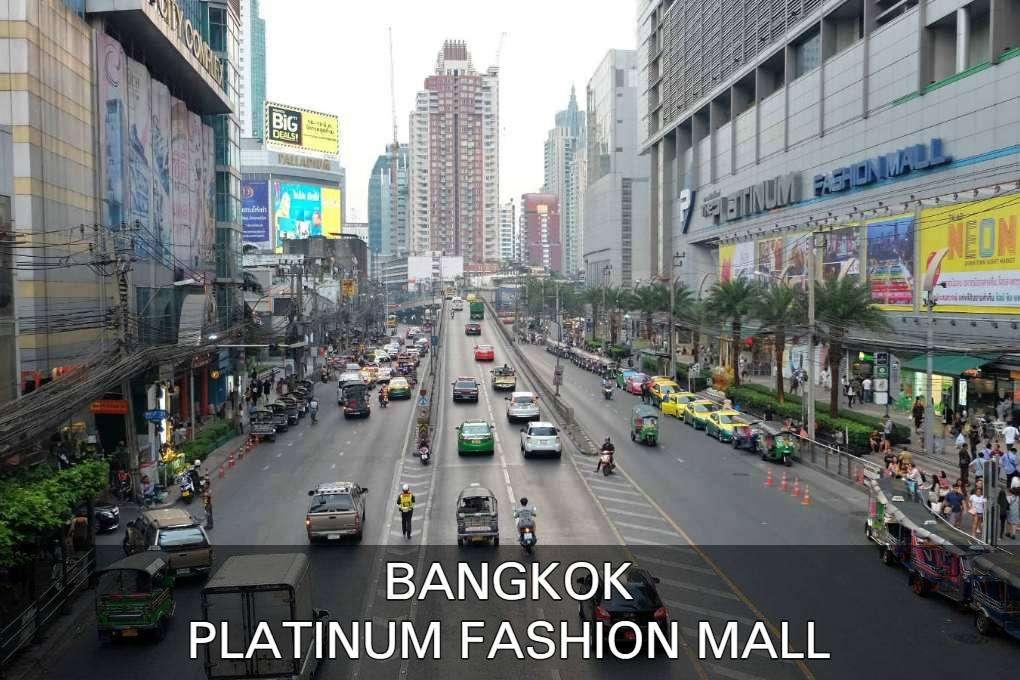 Lees Van Alles Over De Platinum Fashion Mall In Bangkok