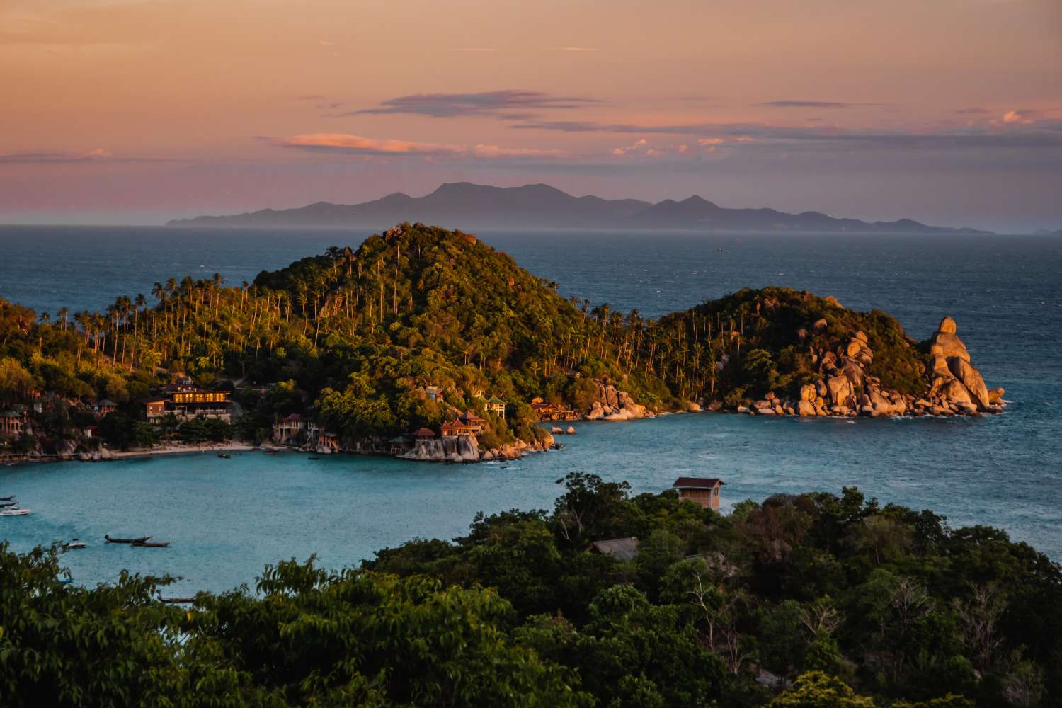 Chalok Viewpoint on Koh Tao