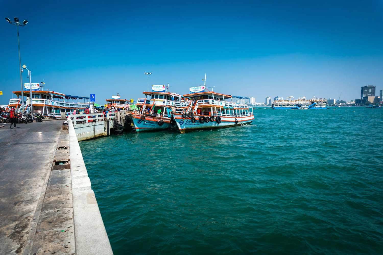 Pier Koh Larn