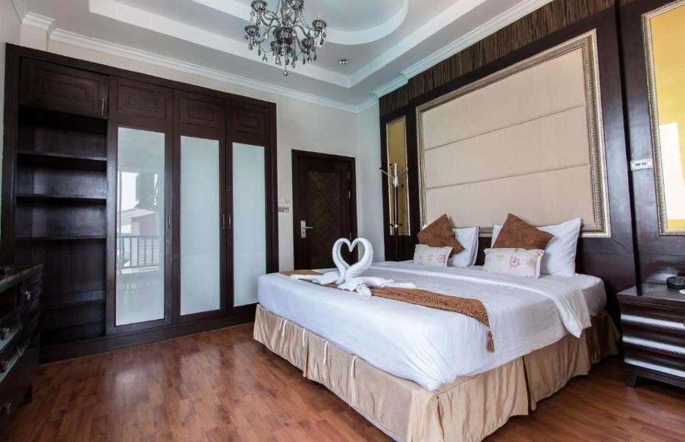 hotelkamer Suntosa Resort Koh Larn