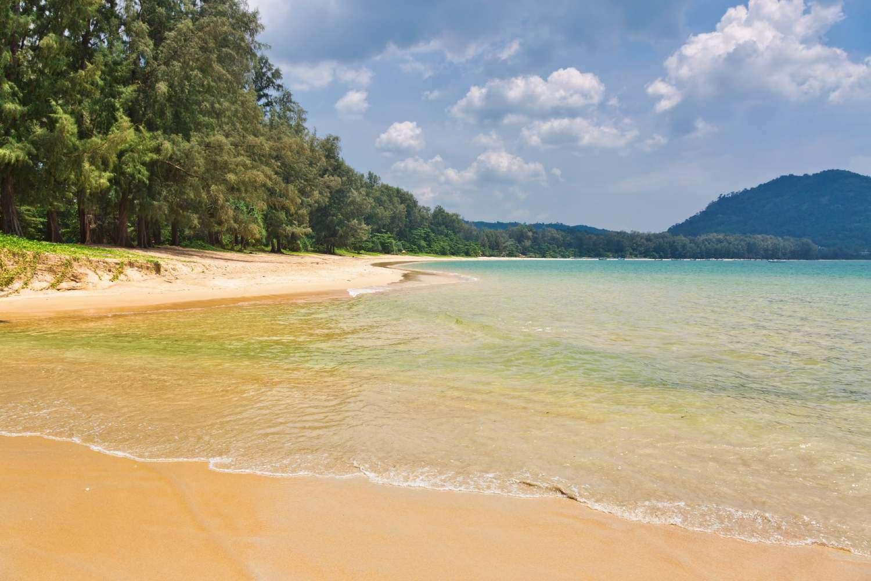 Nai Yang Beach, een klein maar fijn strand in het noordwesten van Phuket