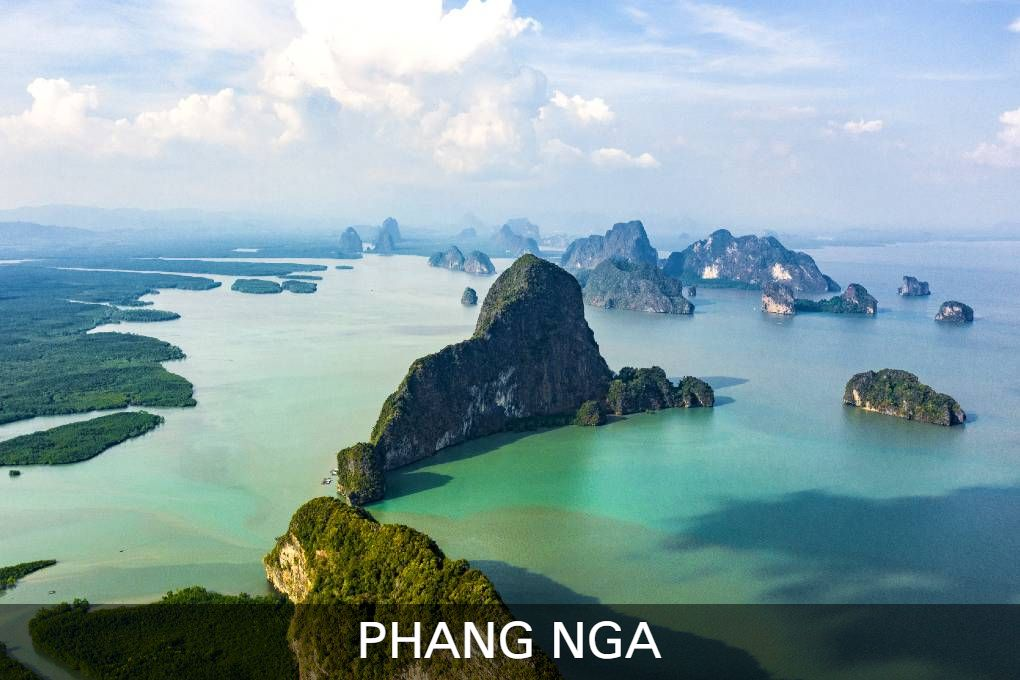 Click Here For All Information About Phang Nga
