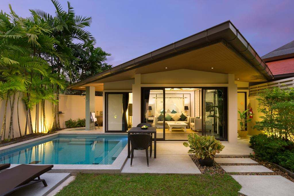 Pool Villa van het Dewa Phuket in Nai Yang, Phuket