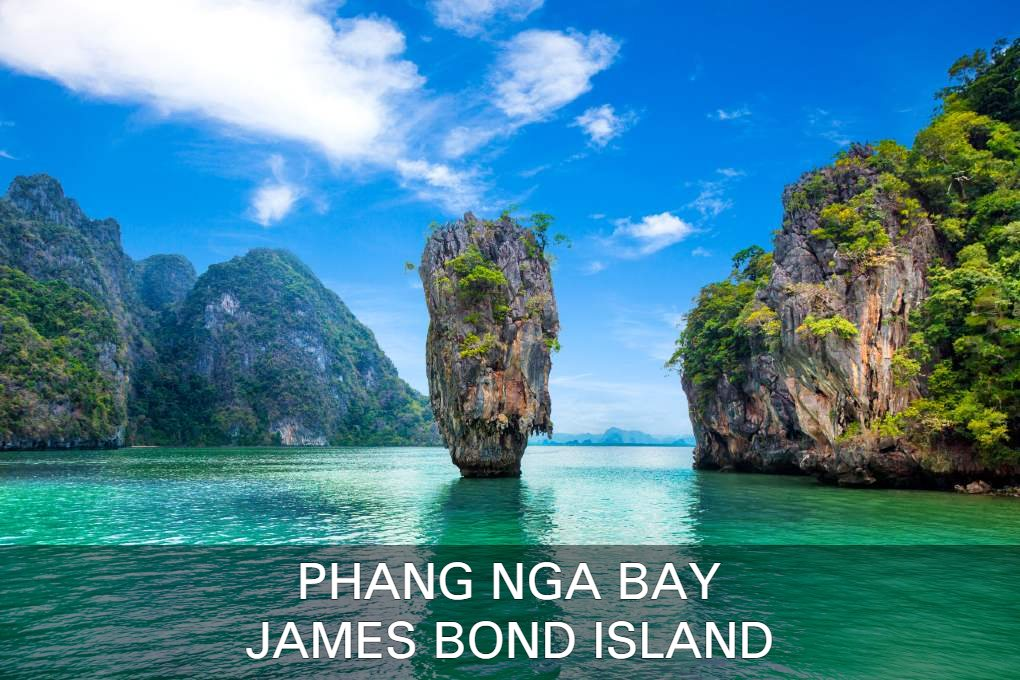 Lees hier alles over het James bond Island in Phang Nga