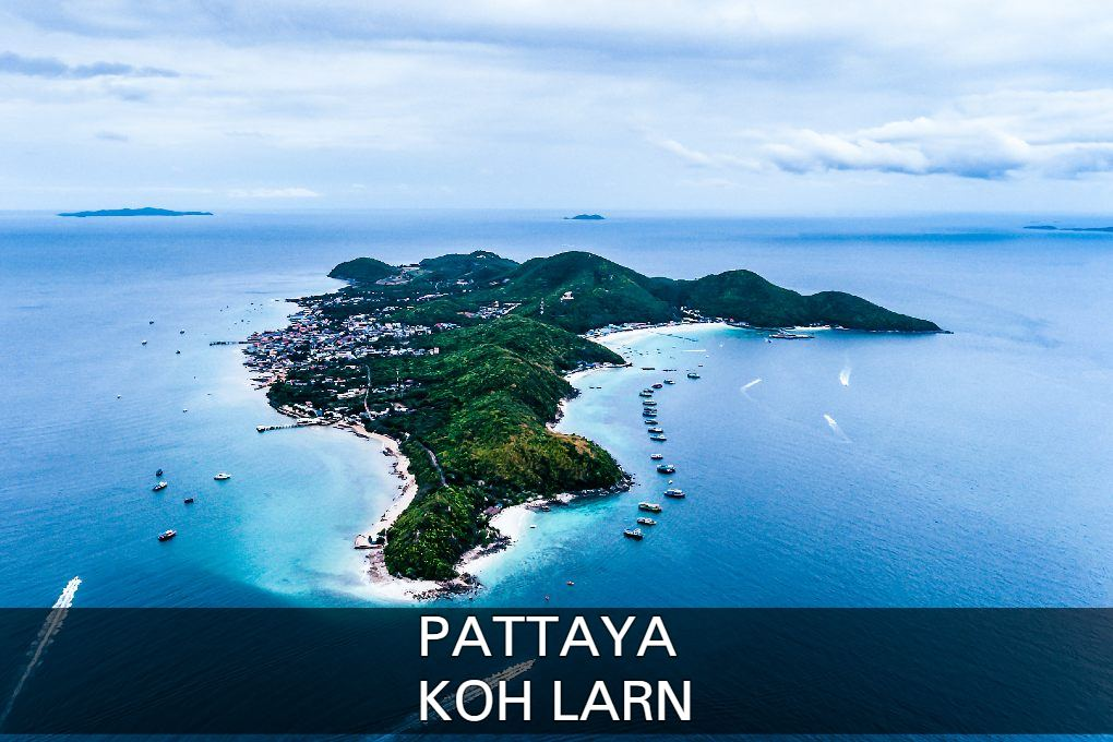 Read on here for all about Koh Larn an island near Pattaya
