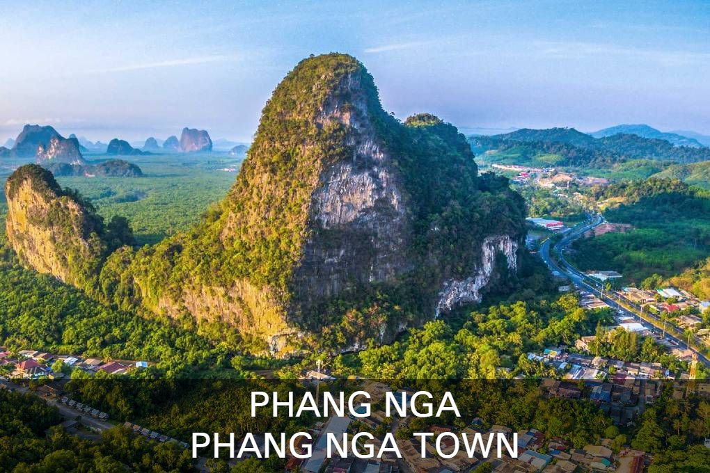 Read all about Phang Nga Town in the Phang Nga province here