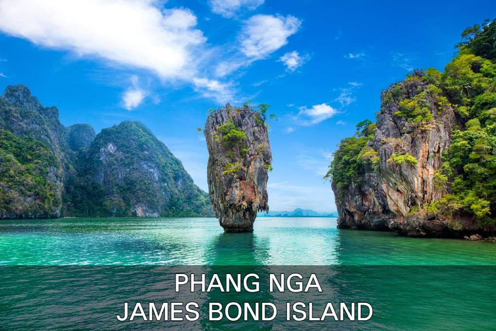 Click Here To Read All About The James Bond Islands And Tours In Phang Nga Bay