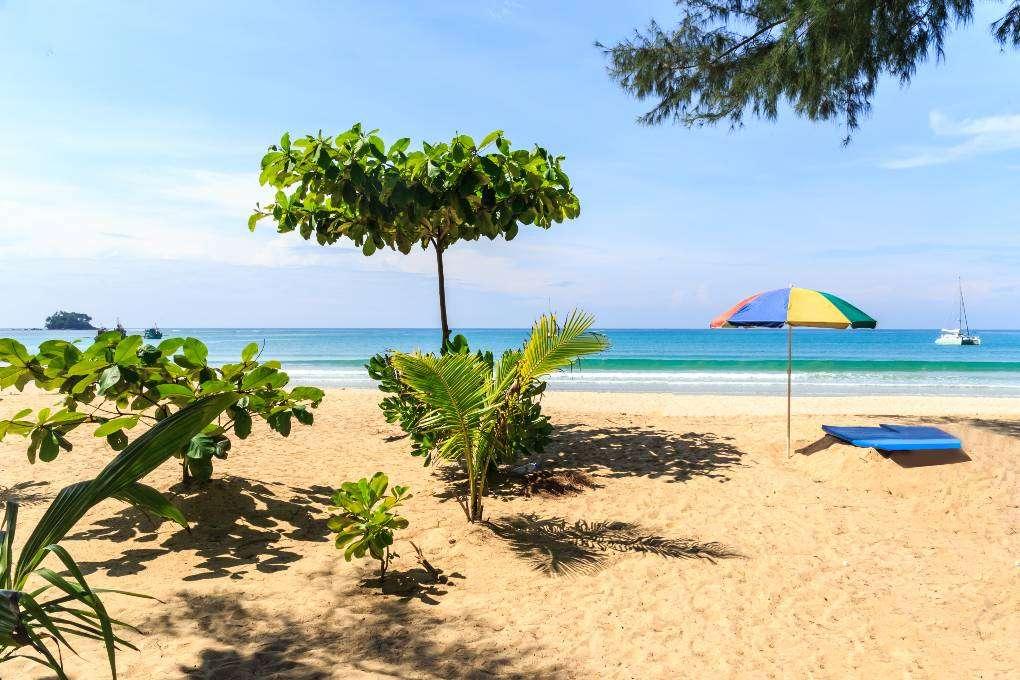 Nai Yang Beach op Phuket