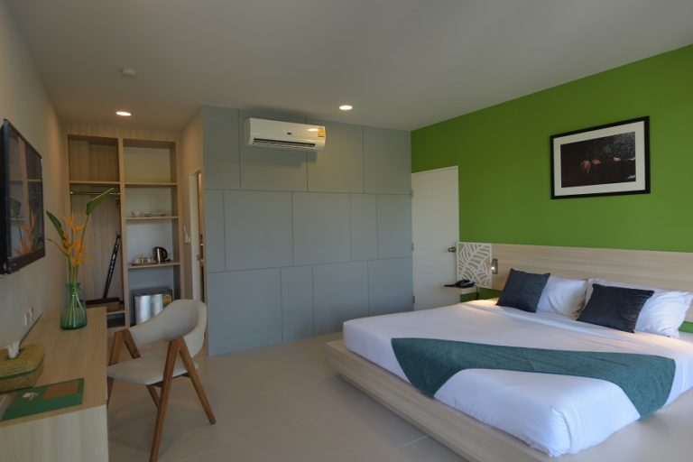 Kamer van The Touch Green in Nai Yang op Phuket, Thailand