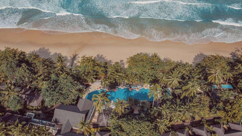 Nai Thon Noi Beach in het noorden van Phuket