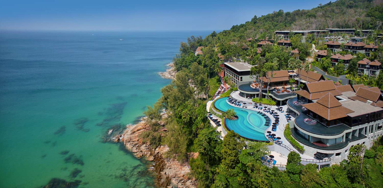 Pullman Phuket Arcadia aan Nai Thon Beach op Phuket, Thailand