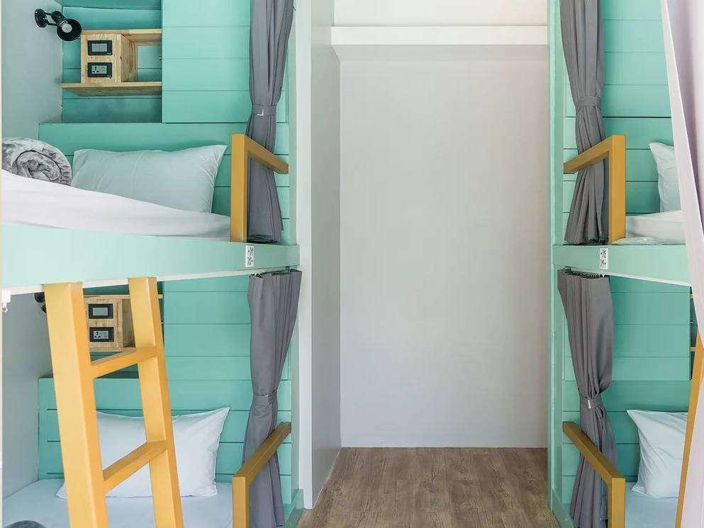 Dormroom in The Snug Airportel in Nai Yang, Phuket