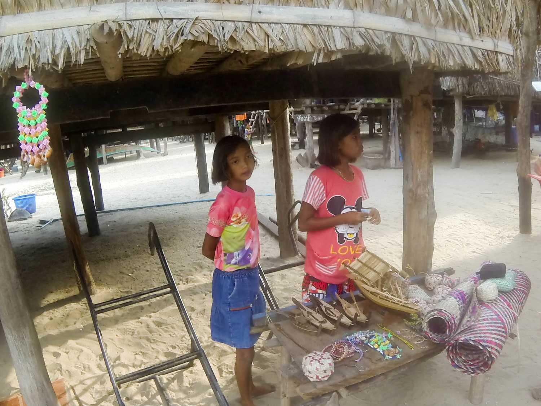 The Moken on Koh Surin