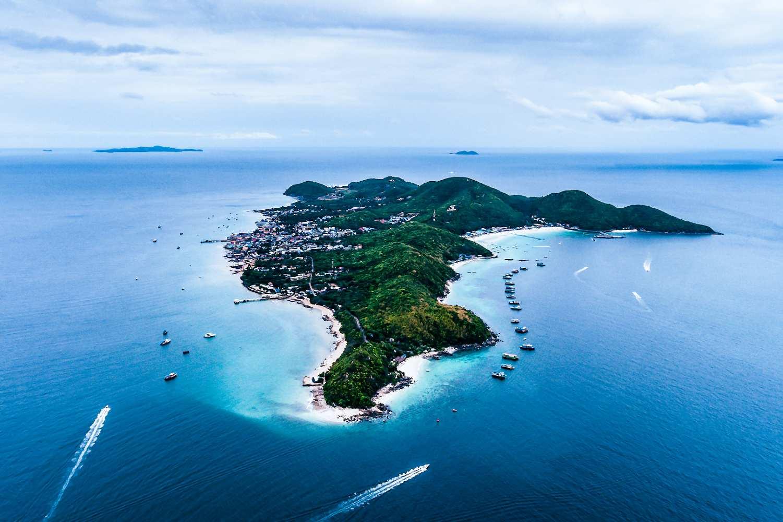 Koh Larn island near Pattaya