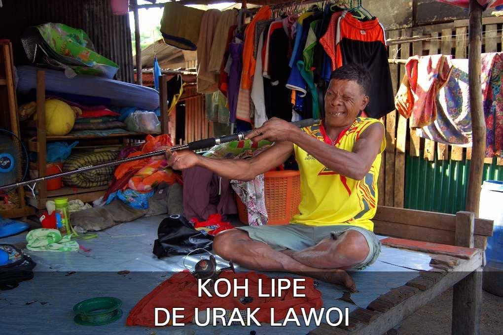 Lees Hier Over De Urak Lawoi, De Oorspronkelijke Bewoners Van Koh Lipe