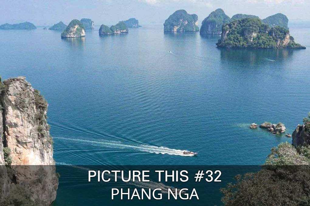 Bekijk Een Aantal Geweldige Foto's Van Phang Nga