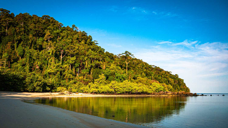 The  Surin Islands