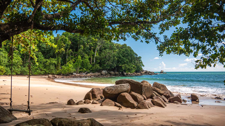 Pakarang Beach on Khao Lak