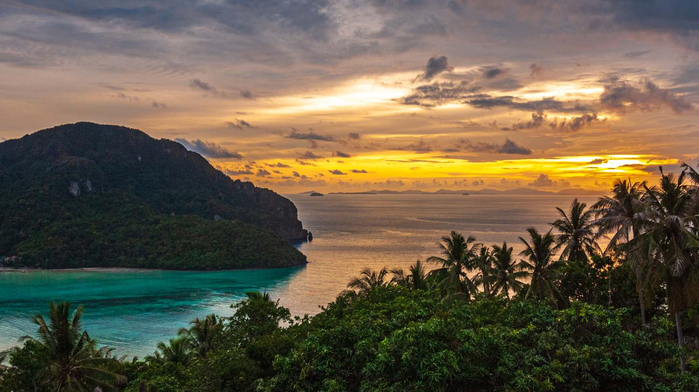 Viewpoint on Koh Phi Phi