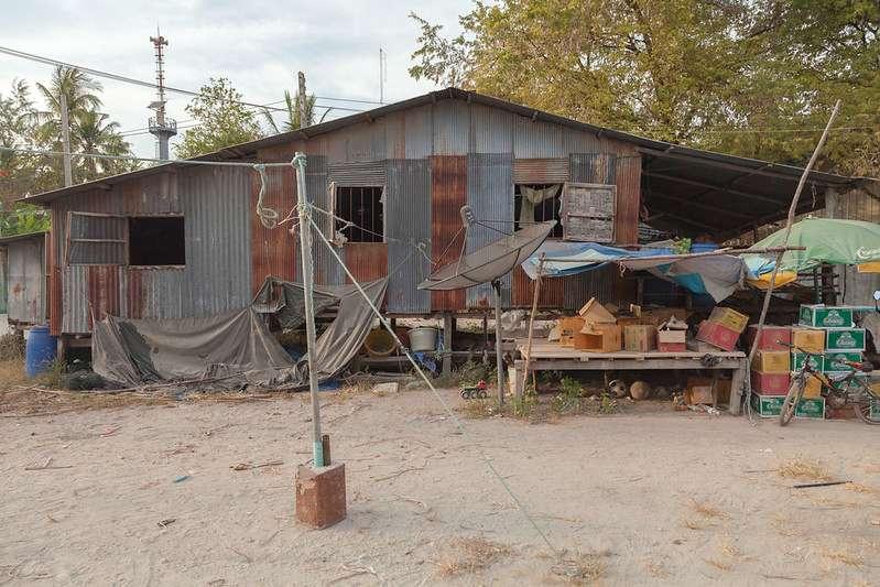 House of the Urak Lawoi on Koh Lipe