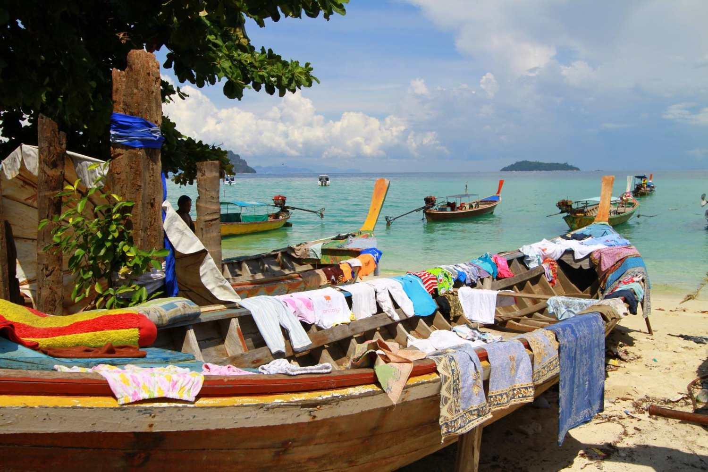 Sea Gypsies on Koh Phi Phi