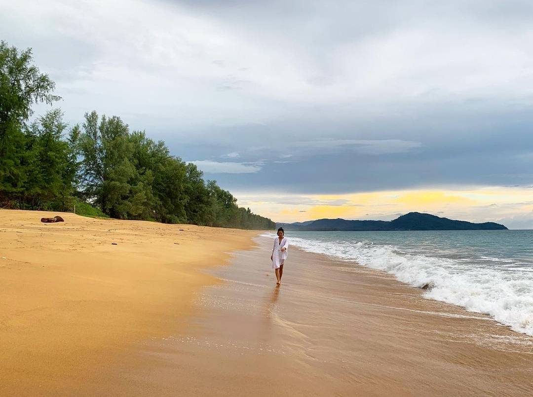 Mai Khao Beach op Phuket