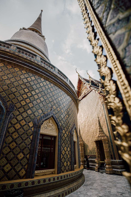 Wat Ratchabopit in Bangkok, Thailand