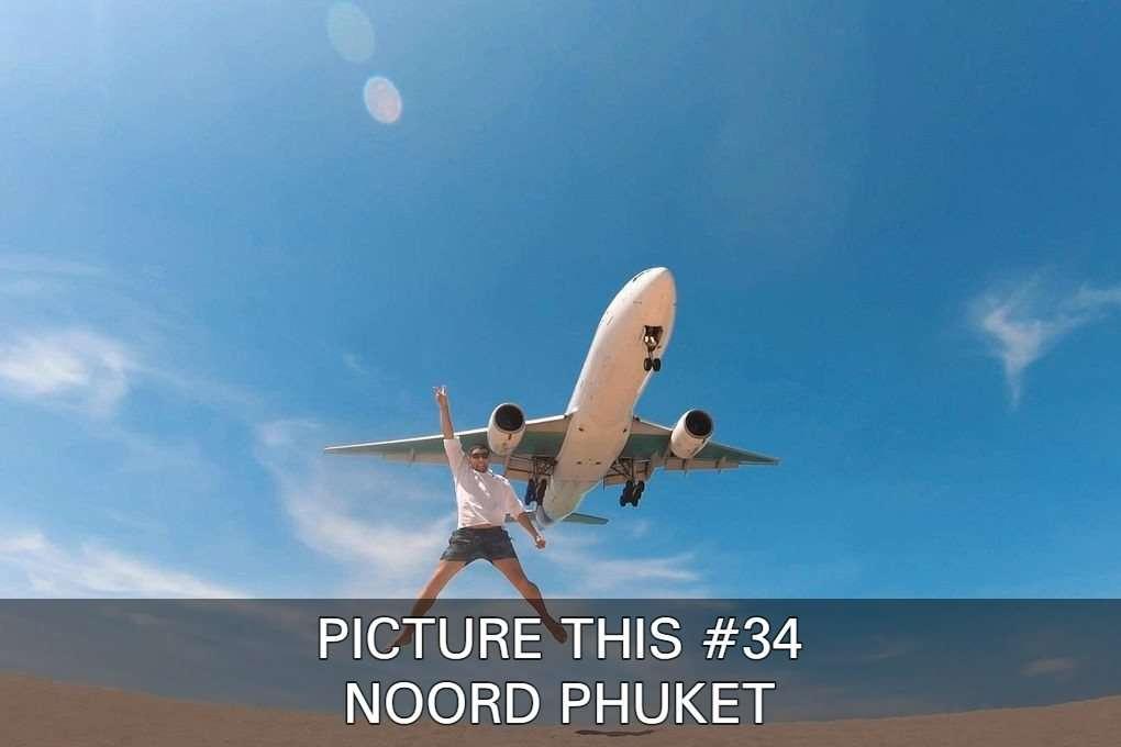 Bekijk Een Aantal Prachtige Fotos Van Het Noorden Van Phuket In Thailand