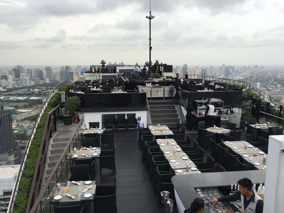 Vertigo Rooftop and Moon Bar