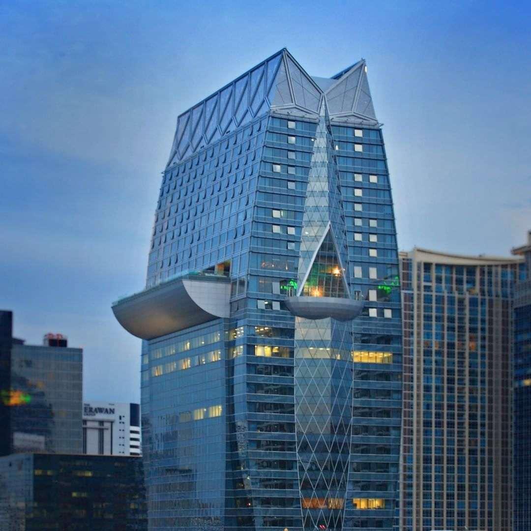 The Okura Prestige in Bangkok