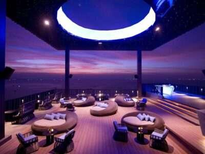 Hilton Rooftop Bar Pattaya
