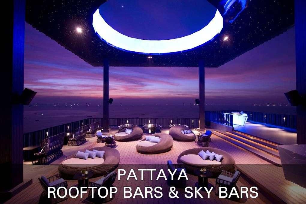 Rooftop Bars en Sky Bars, lees hier verder